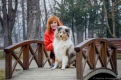 Collie rough - Me and my sweet princess Jaylin, in Romania (Cluj Napoca)